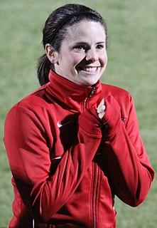 Diana Matheson Canadian association football player