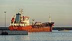 Dicle Deniz (ship, 2009) - Sète - October 2018.jpg