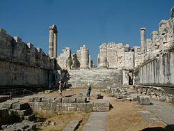 Didim'deki Apollon Tapınağı