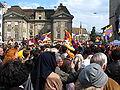 Die Schweiz für Tibet - Tibet für die Welt - GSTF Solidaritätskundgebung am 10 April 2010 in Zürich IMG 5683.JPG