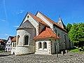 Die St. Urbankirche (häufig auch Holter Kirche) ist eine evangelisch-lutherische Kirche im Bissendorfer Ortsteil Holte.Die erste urkundliche Erwähnung der Kirche stammt aus dem Jahr 1160 - panoramio.jpg