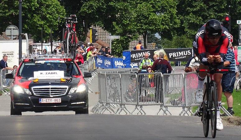 Diksmuide - Ronde van België, etappe 3, individuele tijdrit, 30 mei 2014 (B029).JPG