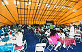 Dining hall Atlanta Paralympics.jpg