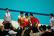 Diving at the 2008 Summer Olympics – Men's 3 metre springboard
