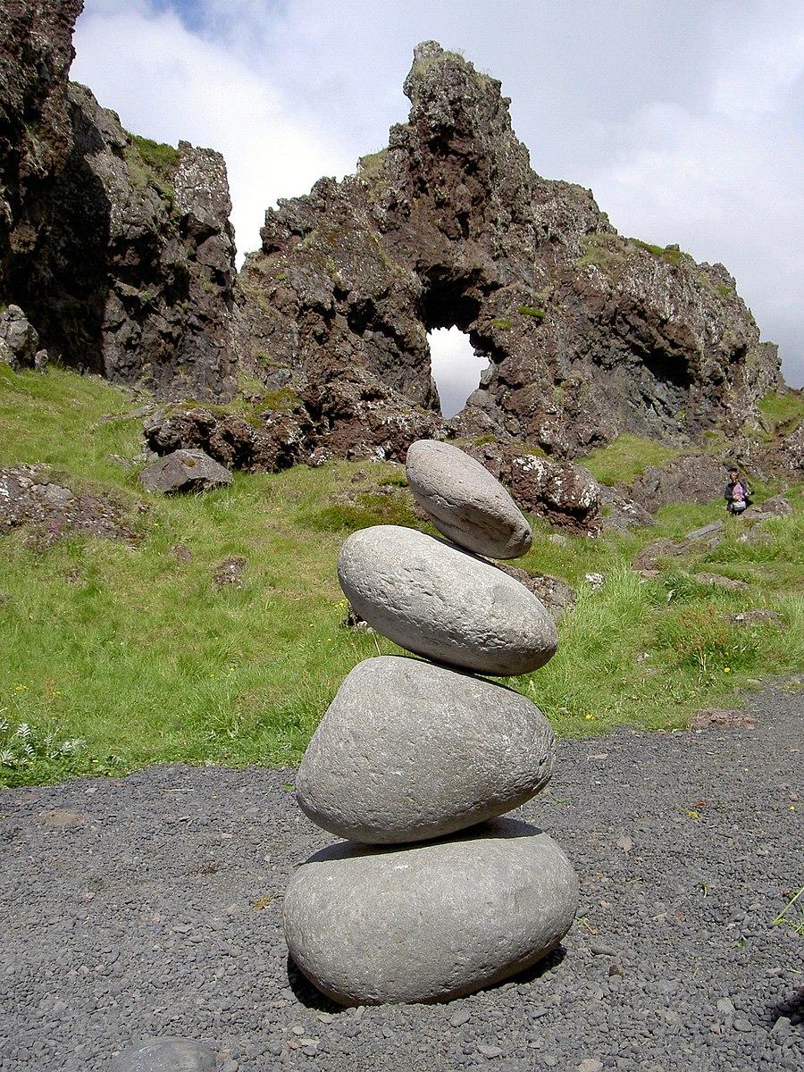 Lifting stone