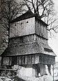 Dobra Szlachecka bell tower 1984.jpg
