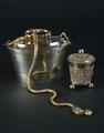 """Dokumentation, utställningen """"Silver och smycken till vardag och fest"""" år 2006 - Hallwylska museet - 85813.tif"""