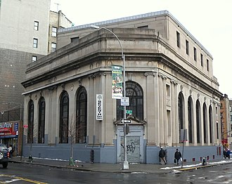 Dollar Savings Bank - Intersection of 3rd Ave and E 147th St