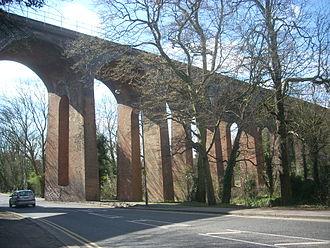 Edgware, Highgate and London Railway - Dollis Viaduct