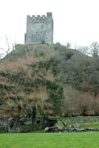 Dolwyddelan - Image: Dolwyddelan Castle