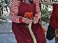 Dona fent llata al mercat del riurau de Jesús Pobre.JPG
