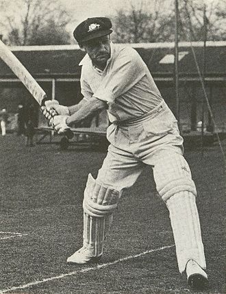 Sir Donald Bradman Donald Bradman australian cricket player pic.JPG
