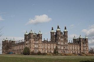 Donaldsons School School in Linlithgow, Scotland