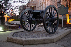 Image result for cannon in athens