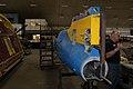 Douglas O-46A fuselage Rear Restoration NMUSAF 25Sep09 (14413806949).jpg