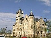 Douglas county kansas courthouse