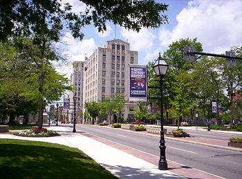 Mansfield Ohio Travel Guide At Wikivoyage