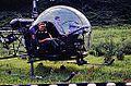 """Dr. Schulstad i helikopteret """"Texas Gal"""" (1952) (15819172209).jpg"""