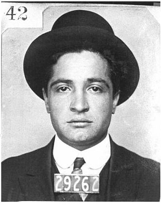 Los Angeles crime family - Jack Dragna in 1915