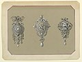 Drawing, Designs for three brooches, 1867 (CH 18384861).jpg