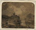 Drawing, River Scene, Grand Canyon, Colorado, 1870 (CH 18189693).jpg