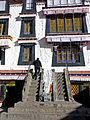 Drepung Monastery stairway.jpg