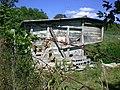 Dreschmaschinen-Gartenhaus Obernbreit Seitenansicht 01.jpg