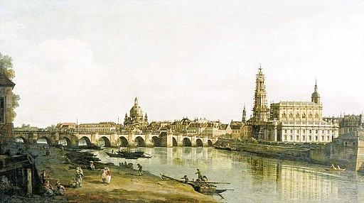 Dresden-Elbe-Augustusbrücke