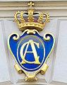 Dronning Caroline Amalies monogram.jpg