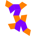 Dual triangular othobicupola net.png