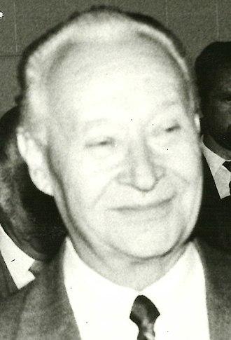 Alexander Dubček - Alexander Dubček in 1991