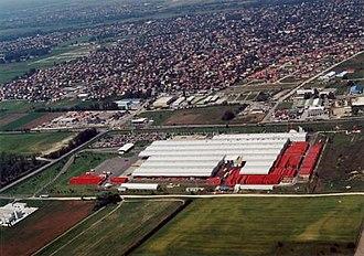 Dunaharaszti - Image: Dunaharaszti 1