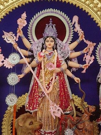 Pitru Paksha - Mahalaya marks the formal beginning of the Durga Puja festival