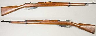 Geweer M. 95 - Geweer Model 1895