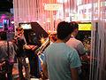 E3 2011 - classic arcade games (Atari) (5830553595).jpg