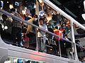 E3 2011 - the Sony PS VITA demo area (5822107163).jpg