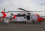 EGLF - AgustaWestland EH101 Merlin - Royal Norwegian Air Force - ZZ105 0273 (41908242820).jpg