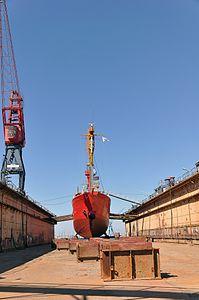 ELBE1 - Bürgermeister O'Swald (ship, 1948) 2012 05-by-RaBoe 05.jpg