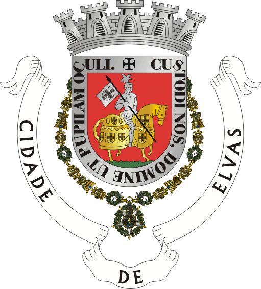 Coat of arms of Elvas