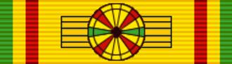 Abiye Abebe - Image: ETH Order of Menelik II Grand Cross BAR
