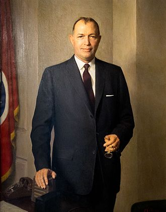 Buford Ellington - Image: Earl Buford Ellington, Tennessee Governor