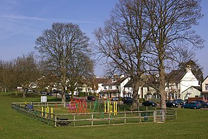 Meadvale - Image: Earlswood Common geograph.org.uk 1214888