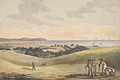 Eastbourne from Lord G. Cavendish's Seat in the Park by John Nixon.jpg