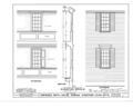 Ebenezer Smith House, 20 Main Street, Durham, Strafford County, NH HABS NH,9-DUR,4- (sheet 10 of 38).png