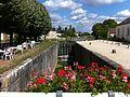 Ecluse de Combleux, Loiret.JPG