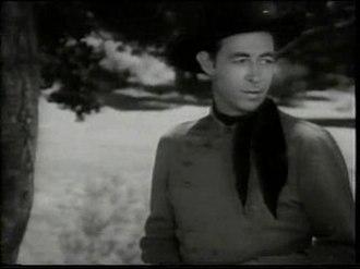 Eddie Dean (singer) - Dean in Stars Over Texas, 1946