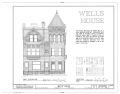 Edgar Wells House, 2301-2303 Chapline Street, Wheeling, Ohio County, WV HABS WVA,35-WHEEL,10- (sheet 1 of 1).png