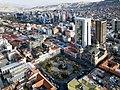 Edificios de la ciudad de La Paz desde Plaza Murillo 2018.jpg