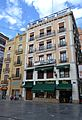 Edificis de la plaça de la Mercé de València.JPG