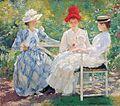 Edmund Tarbell, 1890 - Three Sisters.jpg